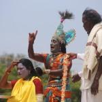 Duryodhana, folk dancer drama Mahabharata