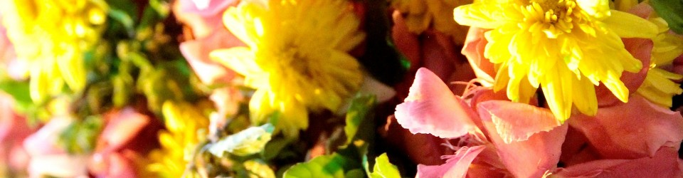 Offrande Fleurs Puja