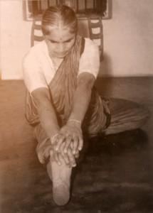 Srimati Namaginammal, épouse de Krishnamacharya
