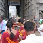 Tiruvannamalai, Annamalaiyar Temple, entrée  Gopura