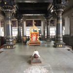 Puja Hall, Sri Ramana Maharshi Ashram