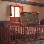 Room of Sri Ramana Maharshi, Ashram