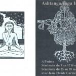 Ashtanga Yoga, session de février & mars 1989