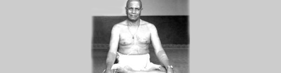 Sri K. Pattabhi Jois a expérimenté, développé et transmis l'Ashtanga Yoga