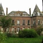 Le château d'Ernemont Sur Buchy - France