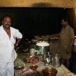 Cuisine du restaurant Cafe House de Pondichérie