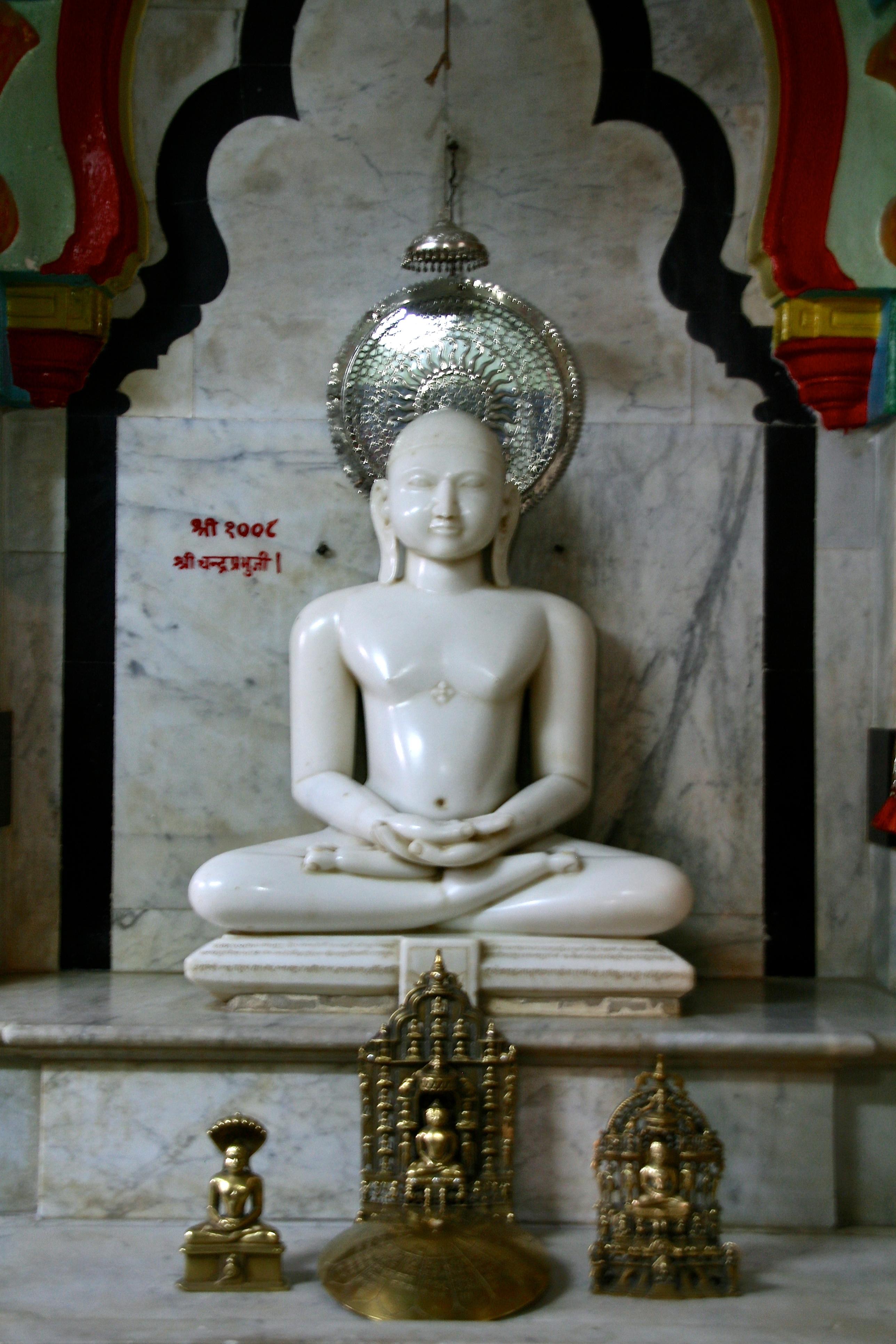 Les Tîrthankaras sont des passeurs de gué, des libérés vivants