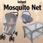 Mosquito Net pour poussette