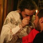La Pâques Orthodoxe, la communion