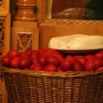 La Pâques Orthodoxe, les oeuf rouge