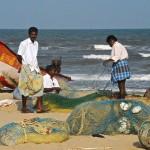 Mahabalipuram, beach