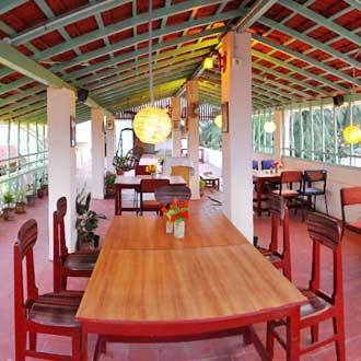 Sri Murugan Guest House resto