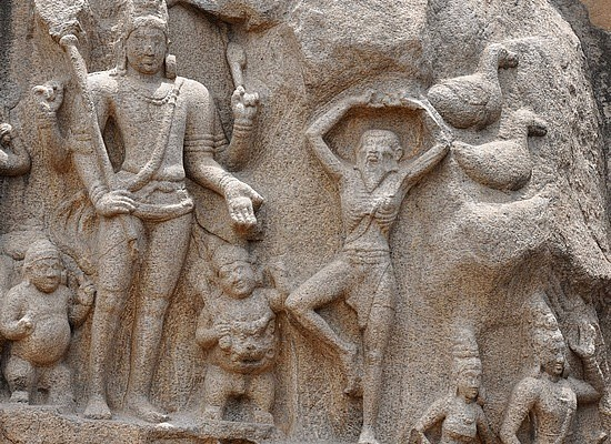 Arjuna_Mahabalipuram