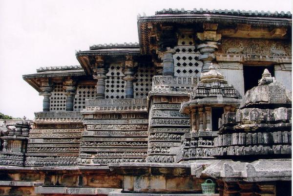 Hoysala Temple Hassan