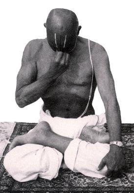 Krishnamacharya en pranayama b
