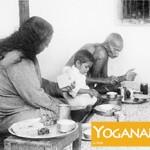 Yogananda and Gandhi