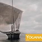 Yogananda on boat