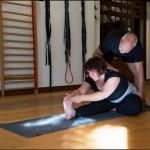 Individual yoga classes for pregnant women