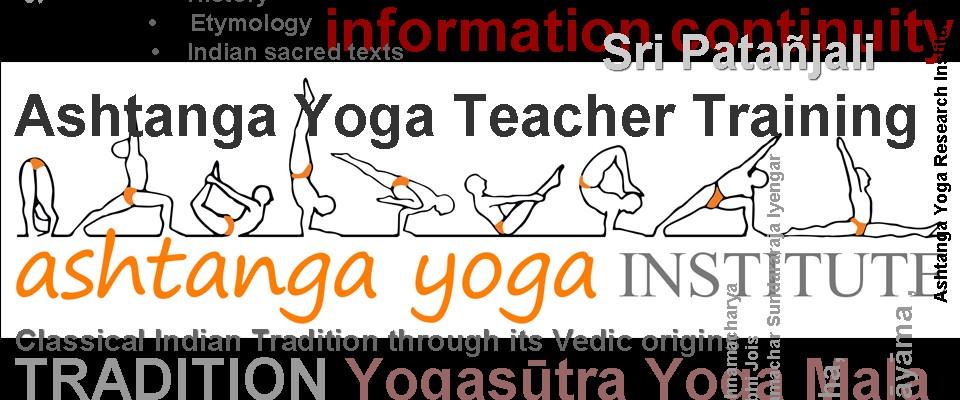 Sādhanā | Ashtanga Yoga Institute