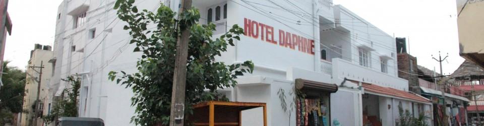 Daphne hotel in Mahabalipuram