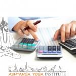 Yoga class pricing