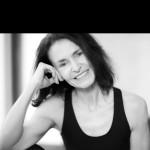 Yoga teacher Sergine Laloux