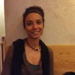 Yoga teacher Louise Babar