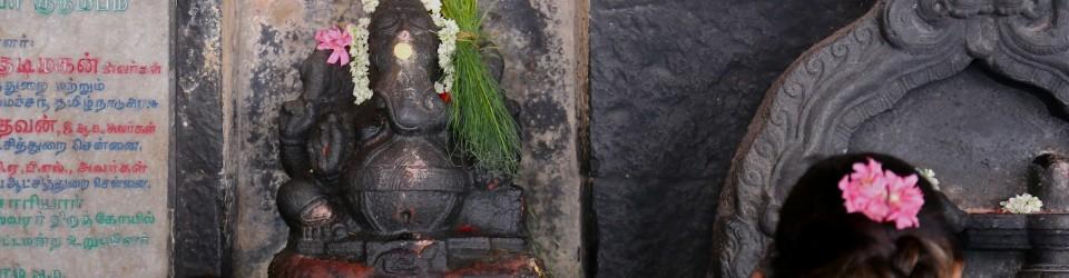 Visitez le temple de Kapaleeswarar à Chennai