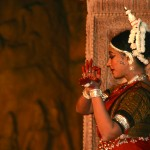 Festival de dance Indienne classique et traditionnelle à Mamallapuram