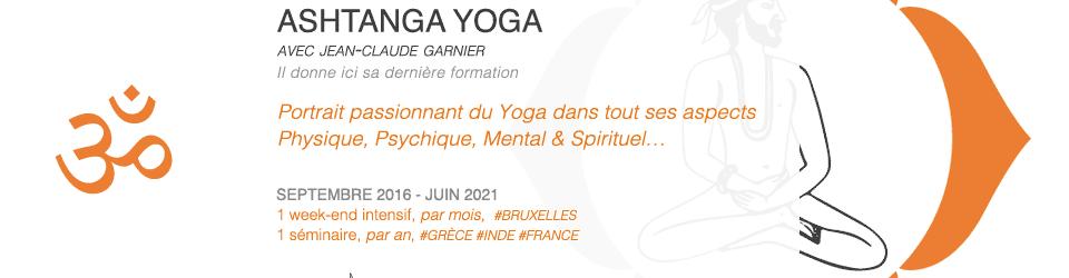 Dernière formation pour devenir professeur de Yoga