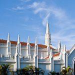 Chennai & St Thomas